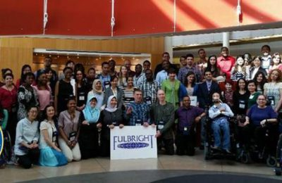 Fulbright Foreign Student Program in U.S.A