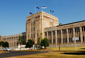 Scholarship in Australia at University of Queensland