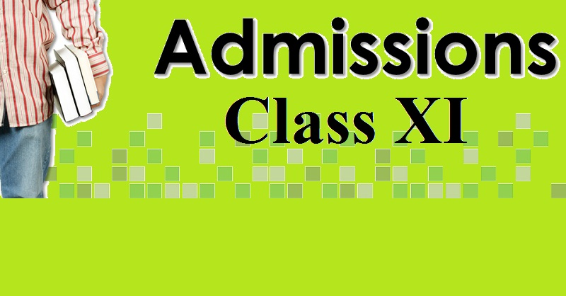 Eleventh Class admission application starts on May 9