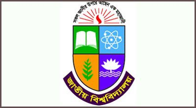 NU Degree Pass 2015 1st year exam routine