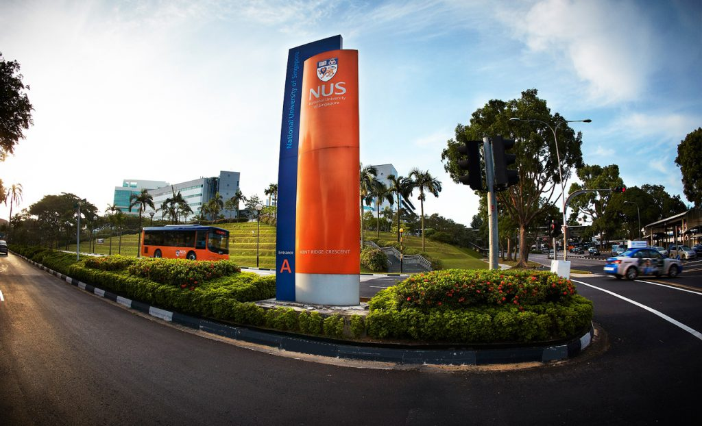 Scholarship in Singapore