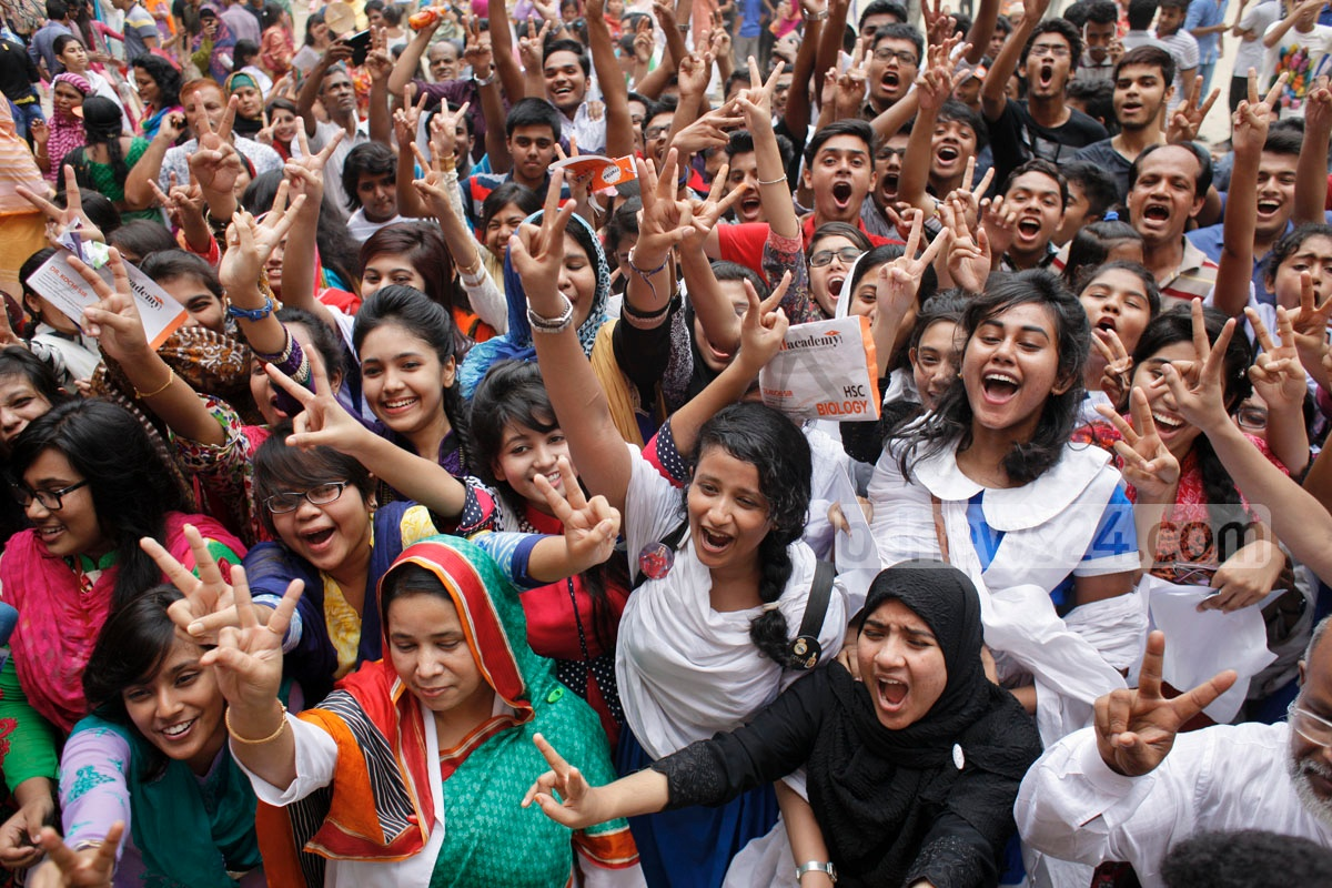 HSC result will be published on 18 August