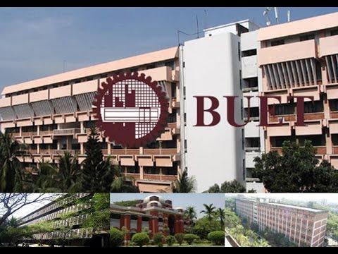 BUET Admission 2016-2017